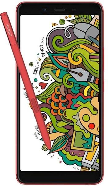 INFINIX Note5 Stylus 4G LTE - 64Go DD - 4Go Ram - 12Mois de garantie