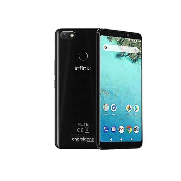 """Infinix Note 5 Dual Sim - 6"""" - X604 -12MP/ 16MP - 12 mois de garantie- 32Go ROM - 3Go RAM"""