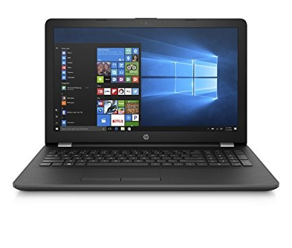 "HP15 Dual Core Intel celeron N3060- 15,6"" HD - HDD 500 Go - RAM 4 Go - Windows 10 - 12 Mois de garantie"