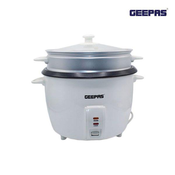 GEEPAS 2.8L - Cuiseur de riz GRC4327 - Etat Neuf 1 An garantie