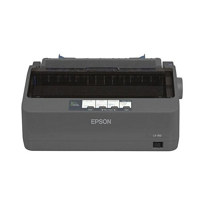 EPSON LX 350 Imprimante Matricielle A Impact - 12 Mois de garantie