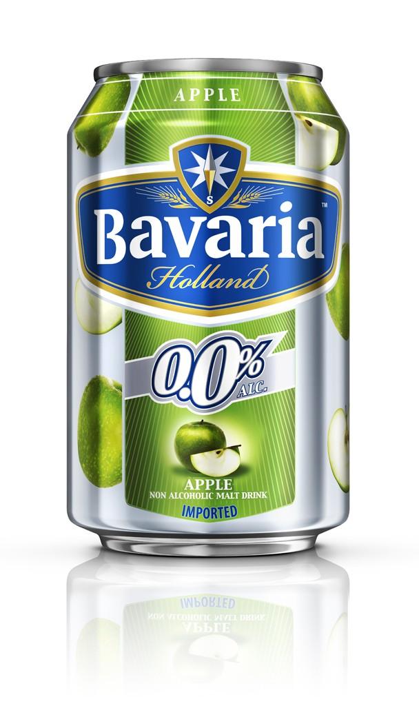 Bavaria 33cl - 24 Cannettes