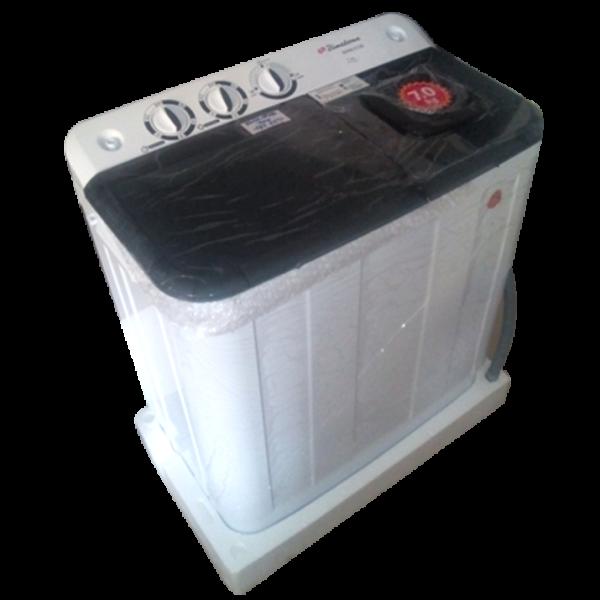 BINATONE 7Kg Lave Linge - Sémi Automatique -Eco-Energie - 12 Mois Garantie