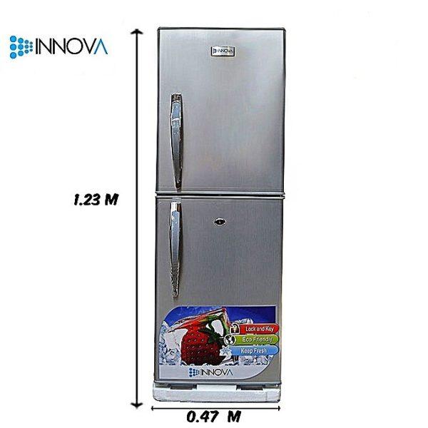 INNOVA 150L -Réfrigérateur Combiné IN135 - Neuf 12 Mois Garantie
