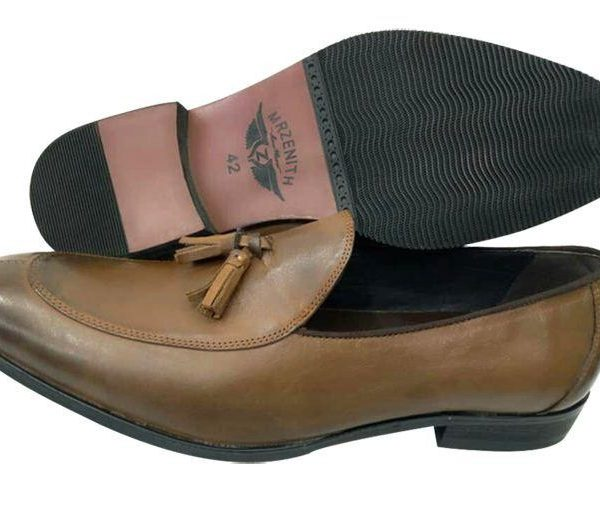 Mr ZENITH Chaussures cuire - Maronne - Pointure 42