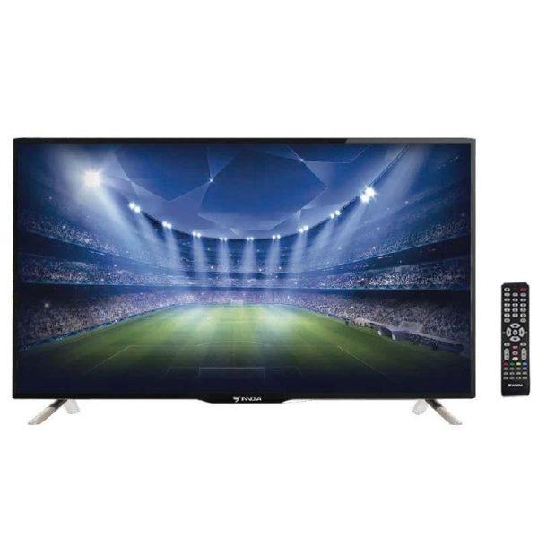 """INNOVA 50"""" Led TV - Digital Satellite 50AS008TS- Full HD - Noir - Décodeur TNT -Régulateur de tension intégrés- 12Mois Garantie"""