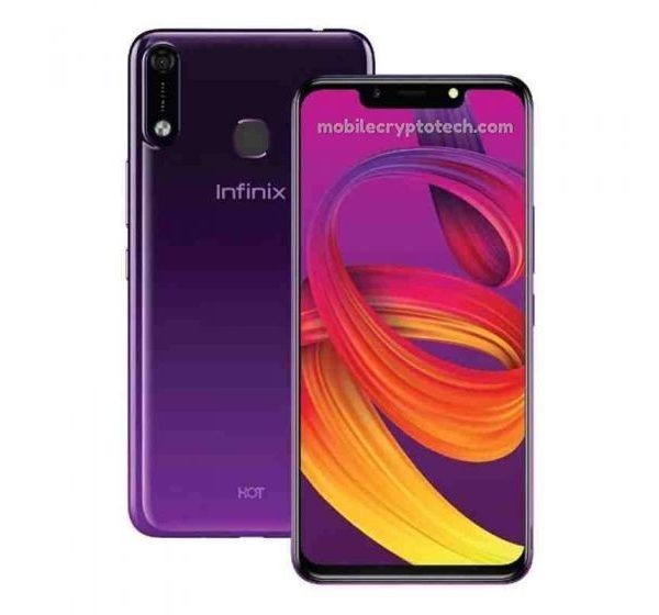 Infinix Hot 7 - Dual nanosim - 16Go/1Go RAM – 13MP/8MP – 4000mAh – Violet -12 Mois de garantie