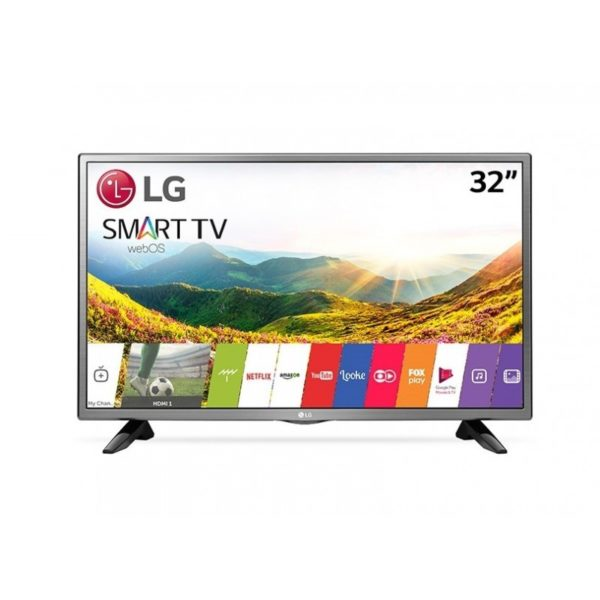 "LG 32LJ570U 32"" - Smart Led Tv FHD - 2xUSB-3xHDMI- Web OS -12Mois Garantie"