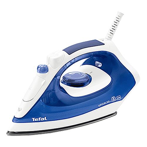 Tefal Fer Vapeur - Virtuo 20 - Puissance 1400W - Bleu-Blanc - 1 an Garantie