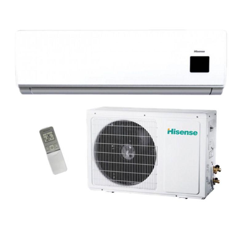 HISENSE - Climatiseur 1,5Ch AS-12CR4FVETE- Liaison 12000BTU - 12 Mois de Garantie