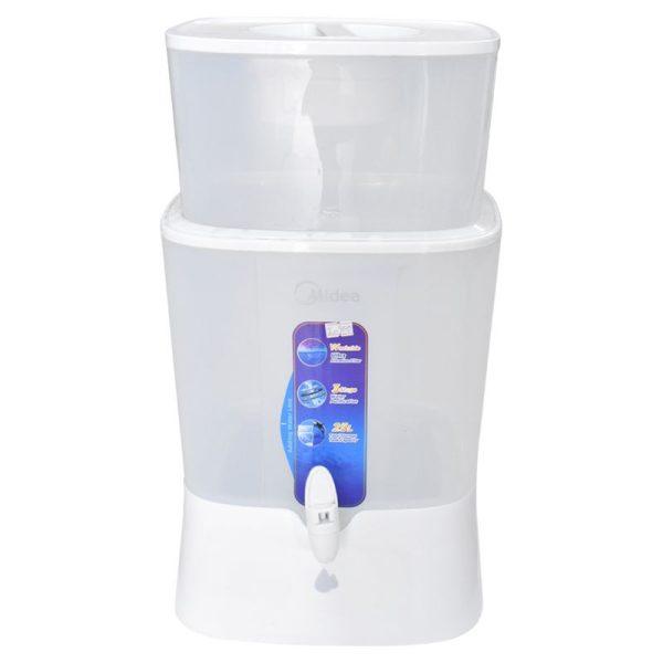 Midea 25L-Filtre A Eau QU1646- Blanc - 6 Mois Garantie