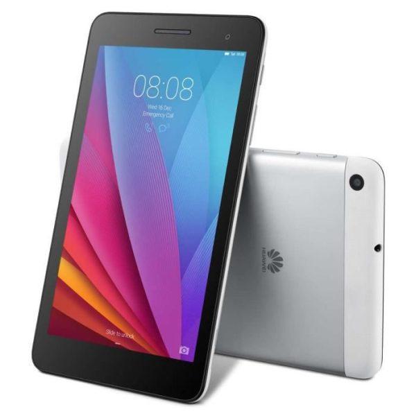Huawei- MediaPad T1- 7pouces- 3G - 2Mpx avant/2Mpx arrière - 1GoRam/8Go HDD- 12 Mois Garantie