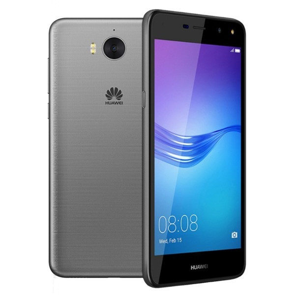 Huawei Y6 (2017) - 5Pouces -Double SIM - 5Mpx avant/13Mpx arrière - 2Go Ram/16Go HDD - 6 Mois Garantie