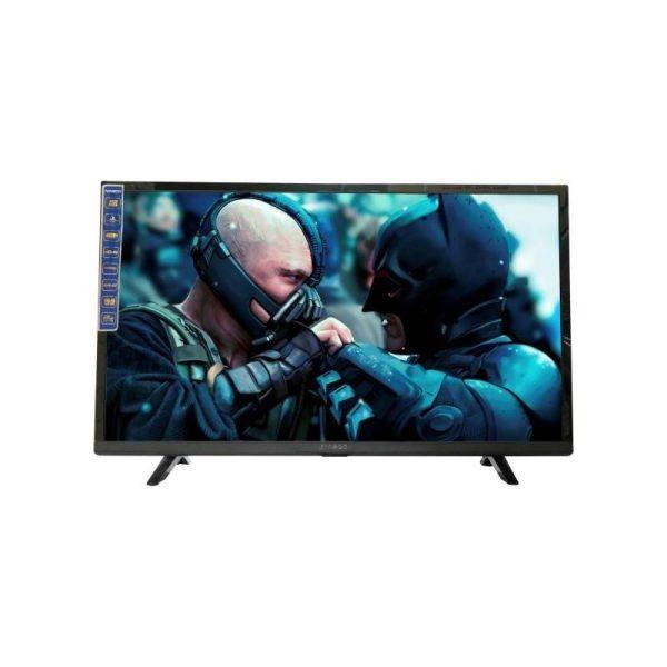 NASCO 32Pouces - LED TV HD – LED_E32C1NA- Régulateur de tension intégré 12 mois de garantie