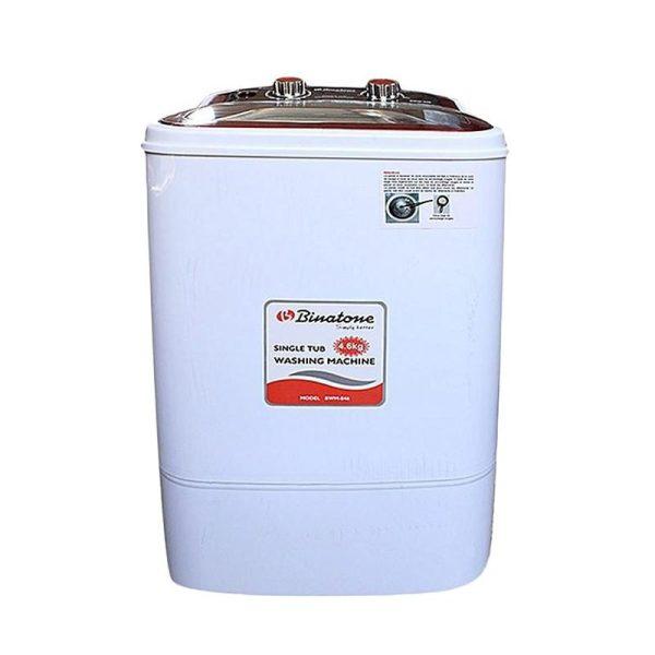 BINATONE 4,6Kg - Machine à Laver - Sémi-Automatique - Neuf -1an Garantie