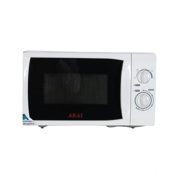 AKAI Micro-onde - Capacité 20 Litres – Puissance 700W -Neuf 1 an Garantie