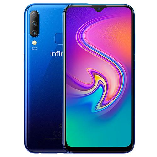 Infinix S4 – Dual nanosim – 32Go/3Go RAM – 24Mpx Avant /32Mpx Arriere- 4000mAh – Noir - 12 Mois Garantie
