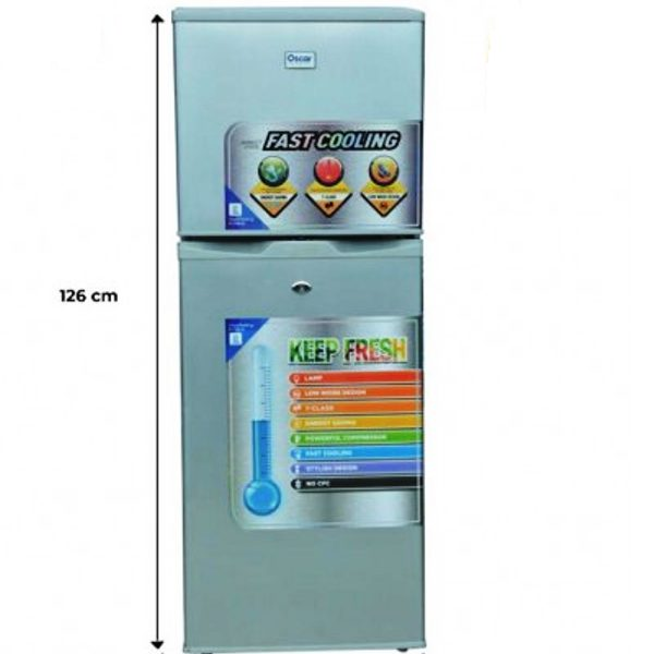 OSCAR -150L Refrigerateur -OSC-140s -Etat Neuf 1 an Garantie