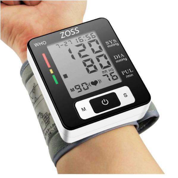 ZOSS - Tensiomètre Electronique - Hauts- parleurs Incorporés - Neuf 1 an garantie