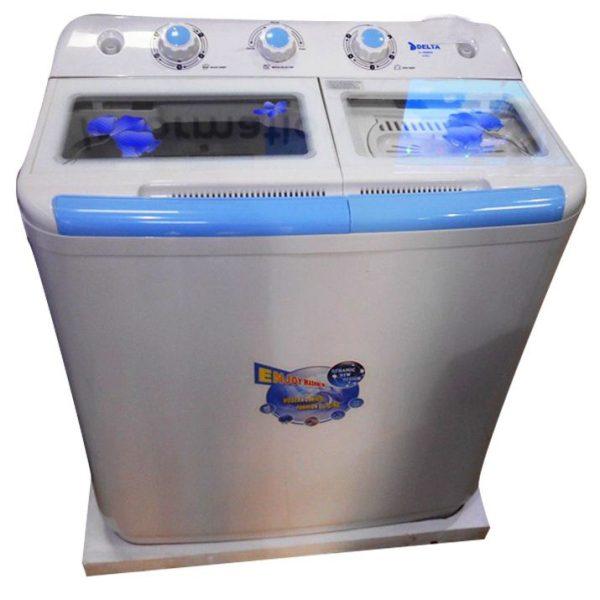 DELTA 9Kg Lave Linge - Semi Automatique - DL-WM9026- 12 Mois Garantie