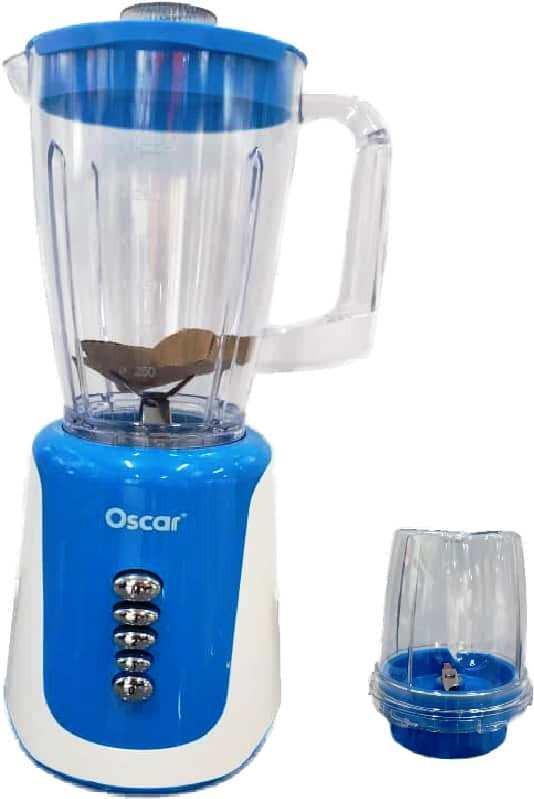 OSCAR - Mixeur 2 bols 1.5L - Puissance 300W - Non cassable - Neuf 1 an Garantie