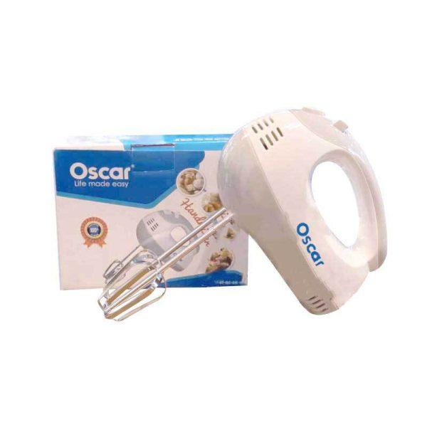 OSCAR Osc-516 Batteuse électrique – 5 vitesses – 150 watt – gris-blanc –Neuf 6 mois