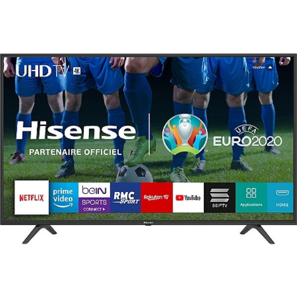 "HISENSE 55"" Smart Led TV B7100UW - 4K UHD- Neuf 1 an Garantie"