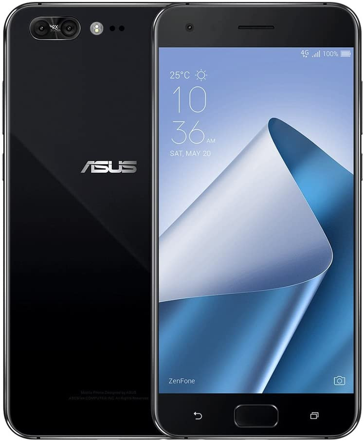 ASUS ZenFone 4 Pro - Ram 6GB- DD 64GB - 16Mpx / 8Mpx -Neuf - Dual Sim - 6Mois Garantie