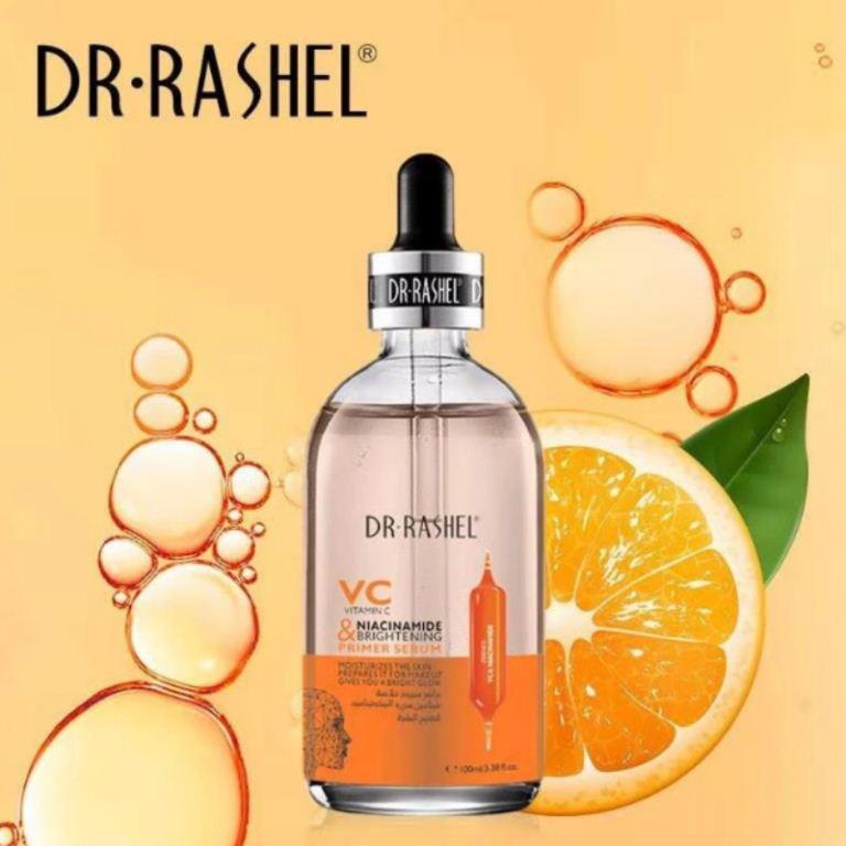 Dr Rashel vitamin C primer serum - Volume 100 ml