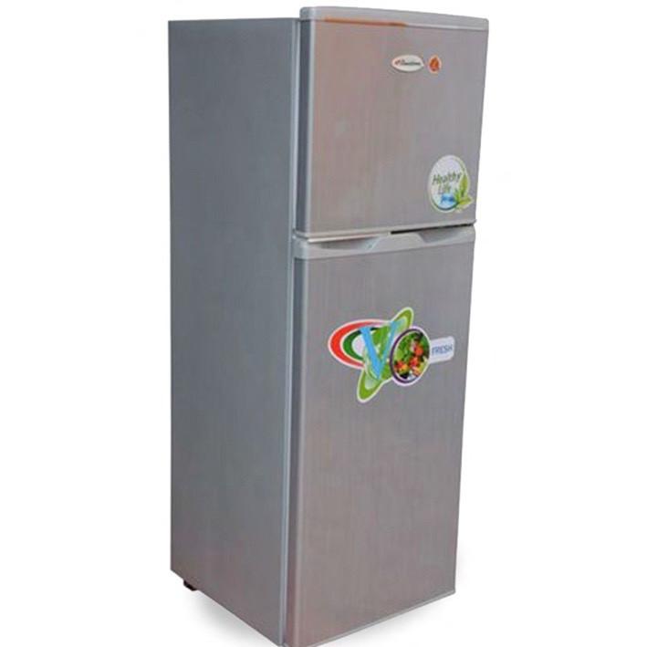 Binatone FR138 150L Réfrigérateur 2 portes - Gris - Etat Neuf 1An garantie