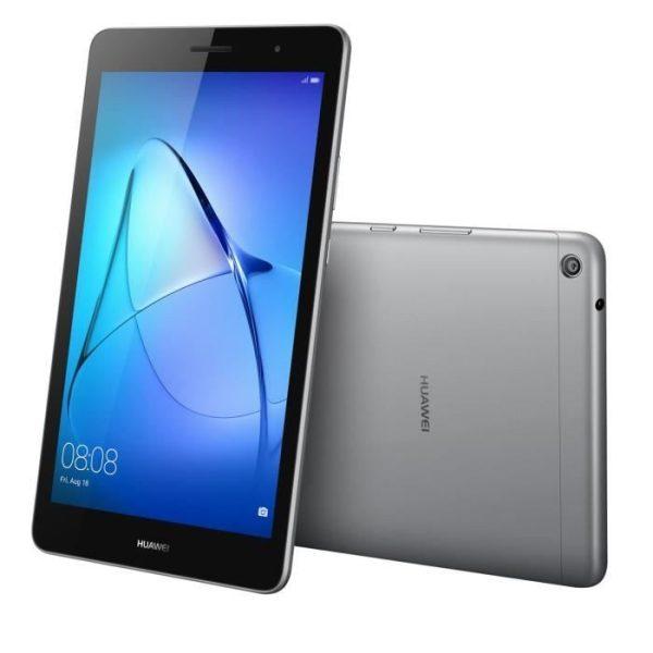 Huawei MediaPad T3 8pouces- 4G LTE - 2Mpx avant/5Mpx arrière - 2GoRam/16GoDD - 1An Garantie