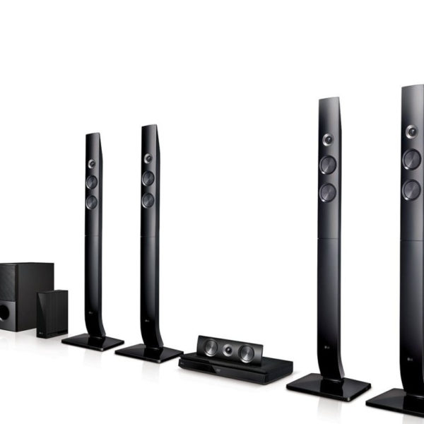 LG 1200W- Home Cinema -LHD756- Bluetooth- Surround System 5.1CH - 1An Garantie