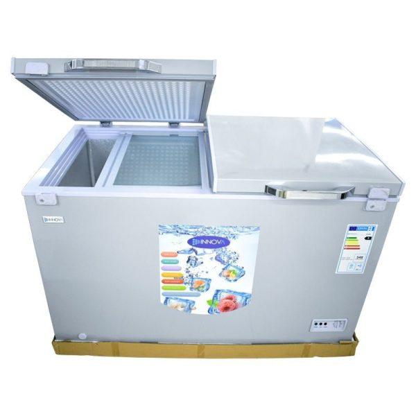 INNOVA 600L Congelateur Coffre 2 Battants IN600 - Neuf 1 AN Garantie