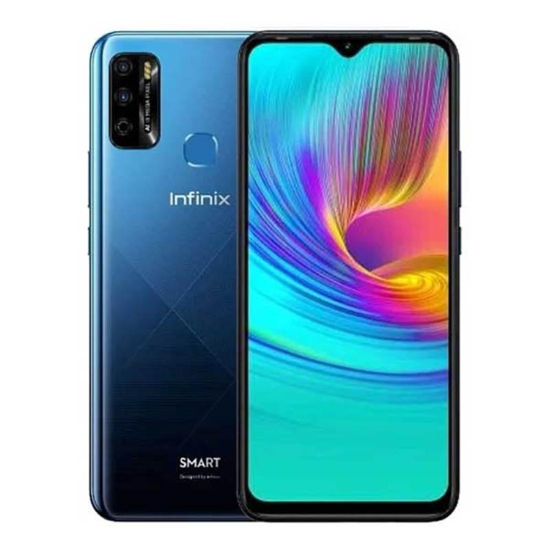 INFINIX Smart 5- Smatphone Dual Sim Nano -4G LTE-Taille -32GoDD-2GoRam-APN 13/8Mpx- Neuf 12 Mois garantie