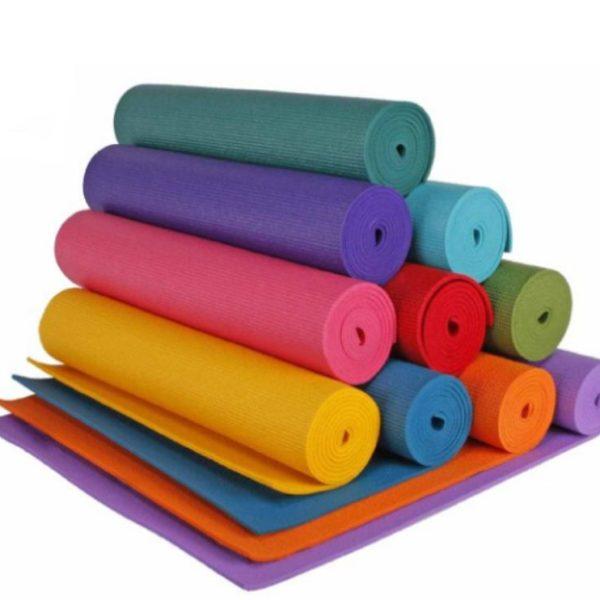 TAPIS Yoga - Anti Dérapant - Etat Neuf