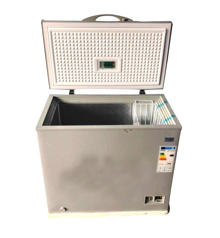 OSCAR 200L -Congelateur Coffre OSC-CF200s - Neuf 1An Garantie