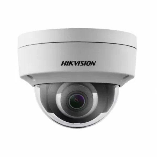 HINKVISION - Caméra dôme 4K anti vandale Ultra HD 8MP H265+ avec vision de nuit EXIR