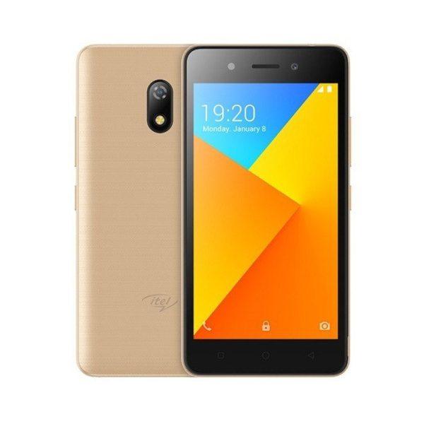 ITEL Smartphone 3G -A16Plus - 8Go DD- 1Go Ram -Ecran 5.0 Pouces - Neuf 6 Mois Garantie