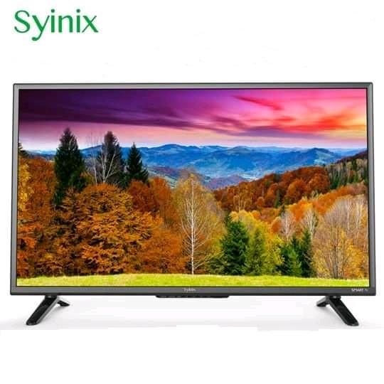 "SYINIX 32"" Led Tv HD- Numérique DVB S2-T2 /32E1M / USB-HDMI-AV / Etat Neuf 1 An Garantie"