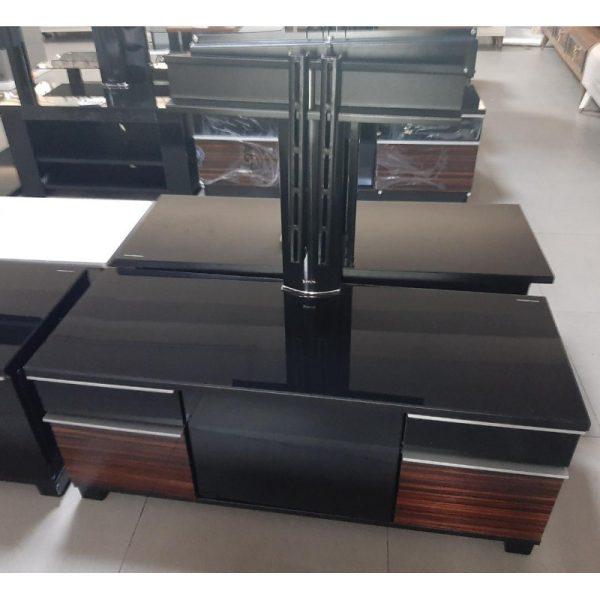 DELTA - Meuble TV De Luxe - Dimensions 110cm - A monter - Etat Neuf