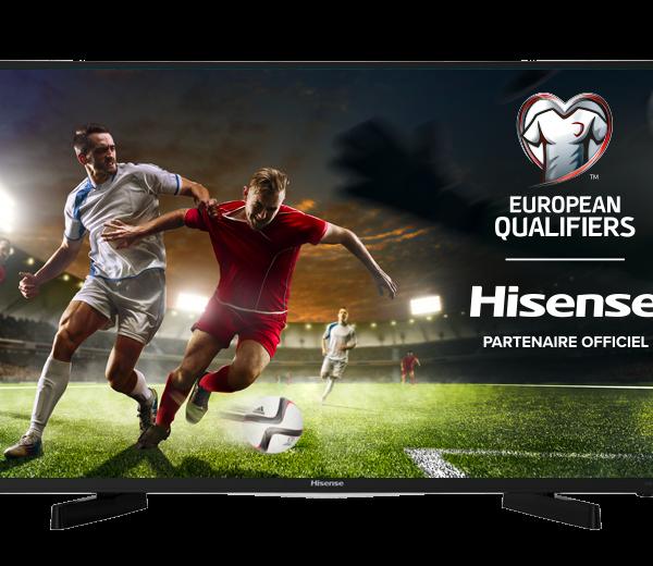 Hisense - 32 pouces - HD - LED Numérique 32A5200 + Décodeur Integré - DVB-T2 - Noir - 12 mois Garantie