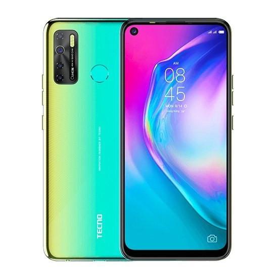TECNO CAMON 16S - Smartphone - 6.60 pouces - 128Go/4Go - 48MP+2MP+2mp+0.3mp/8MP - 5000mah - 12 Mois garantie